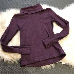 Lululemon turtleneck sweater